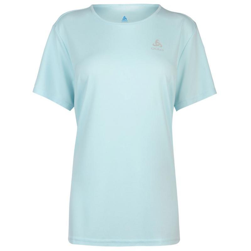 Odlo Cardada T Shirt Ladies Blue