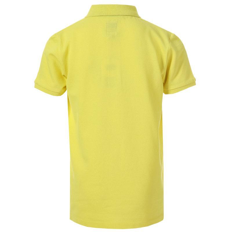 Tričko Franklin And Marshall Junior Boys Core Logo Polo Shirt Green