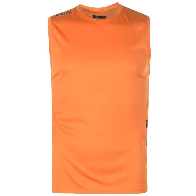 Tílko Kappa Busto Vest Mens Orange Clair