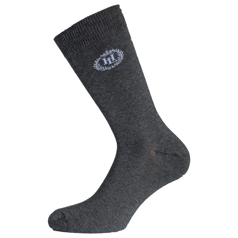 Ponožky Henri Lloyd Mens Marco Sock Charcoal