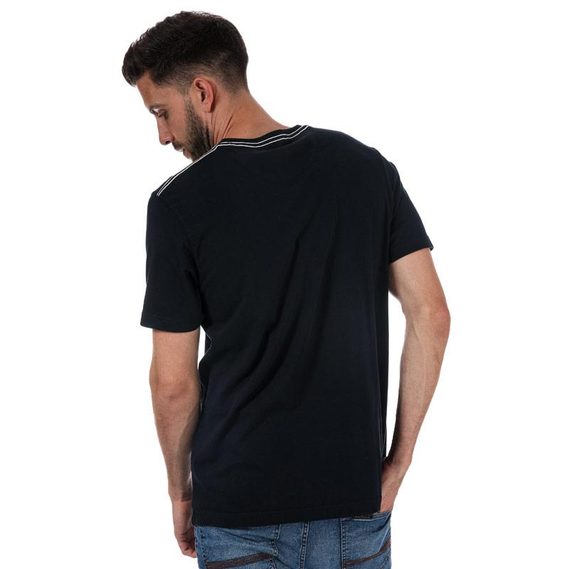 Tričko Henri Lloyd Mens Newport T-Shirt Navy
