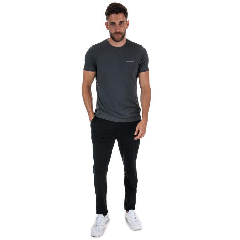 Tričko Henri Lloyd Mens Pace Short Sleeve Simple T-Shirt Grey