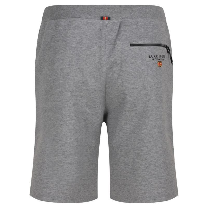 Luke Sport Six Jogging Shorts Grey Marl