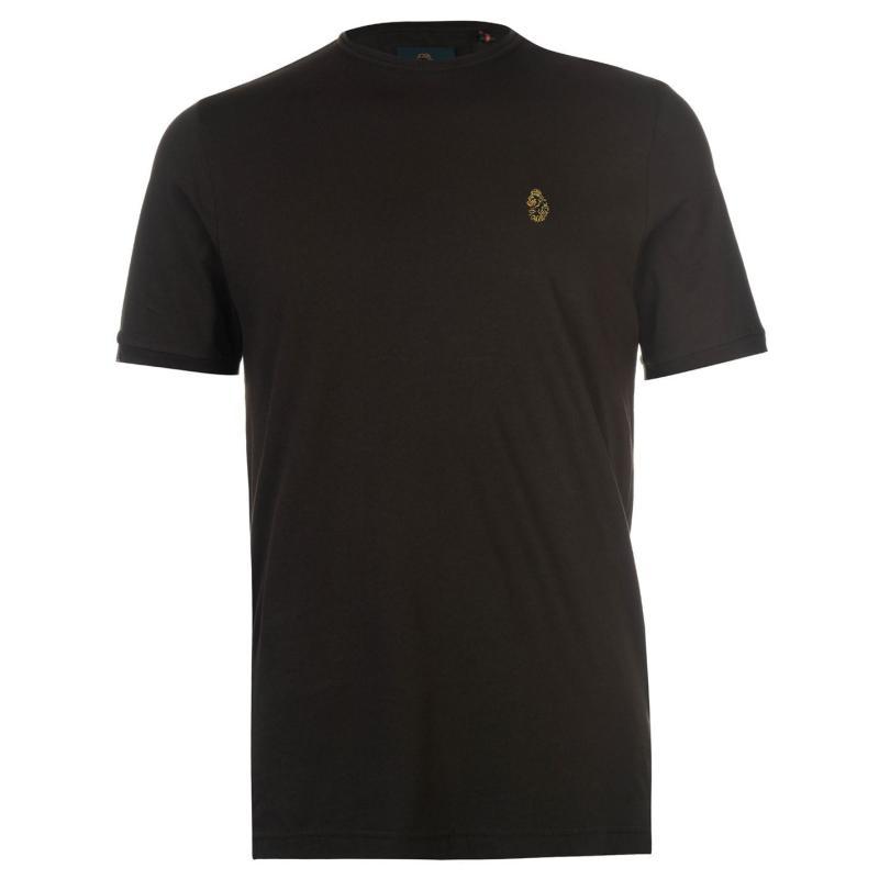 Tričko Luke Sport Traff Sport T Shirt Olive