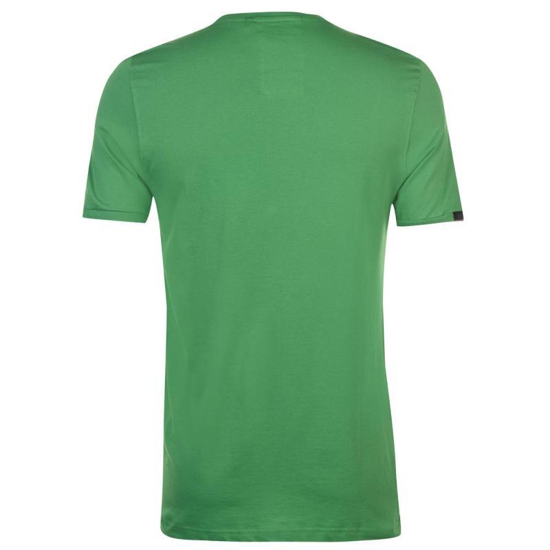 Tričko Luke Sport Traff Sport T Shirt Baby Blue