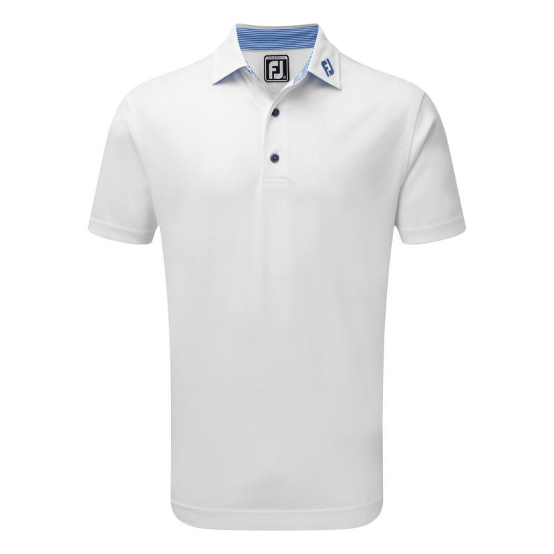 Footjoy Stretch Polo Snr 91 Navy