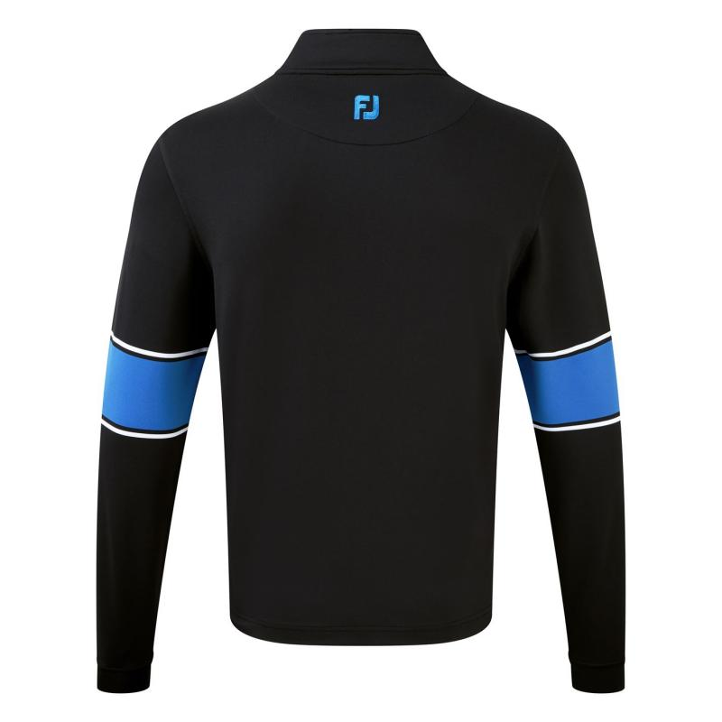 Footjoy Chillout Top Mens Black