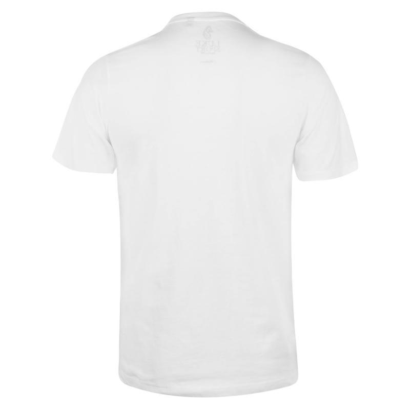 Tričko Luke Sport Hoy T Shirt White