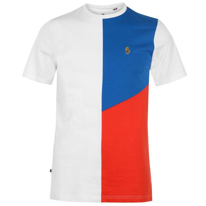 Tričko Luke Sport Hoy T Shirt Black