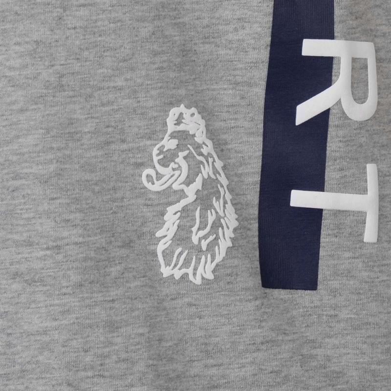 Tričko Luke Sport Yards Printed T Shirt Navy