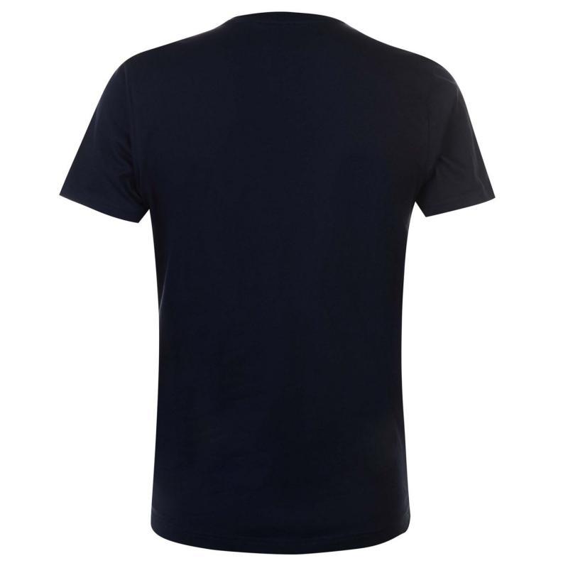 Tričko Luke Sport Yards Printed T Shirt Grey Marl