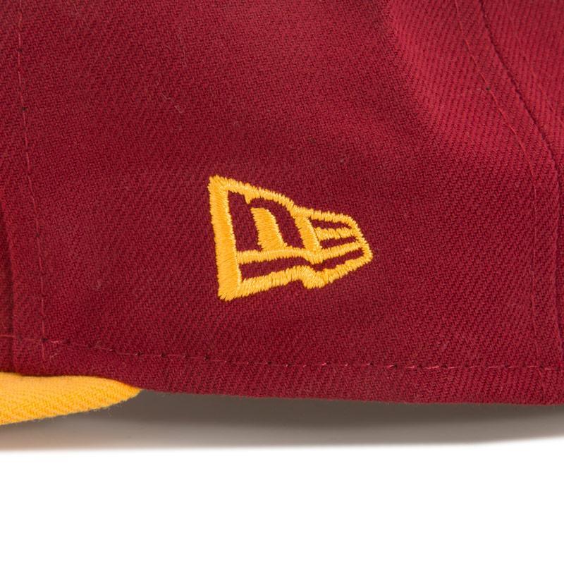 New Era Mens Washington Redskins 5950 Cap Red