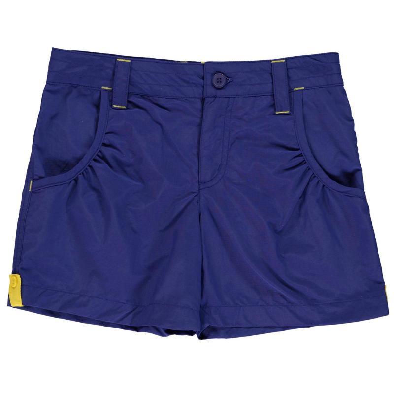 Columbia Ridge Shorts Junior Girls Blue