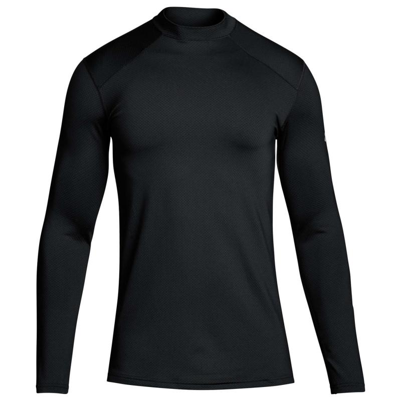 Tričko Under Armour 1298251 Long Sleeve T Shirt Mens Black