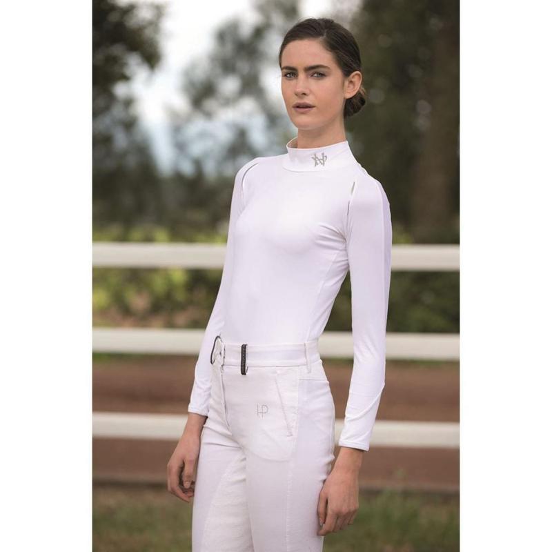 Horseware Long Sleeve Base Layer Top White