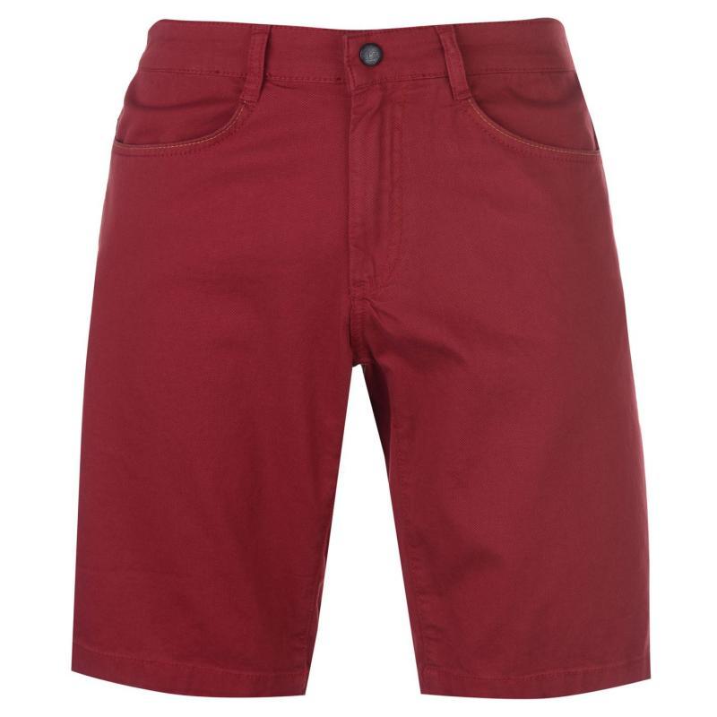 Chillaz Elias Climbing Shorts Mens Red