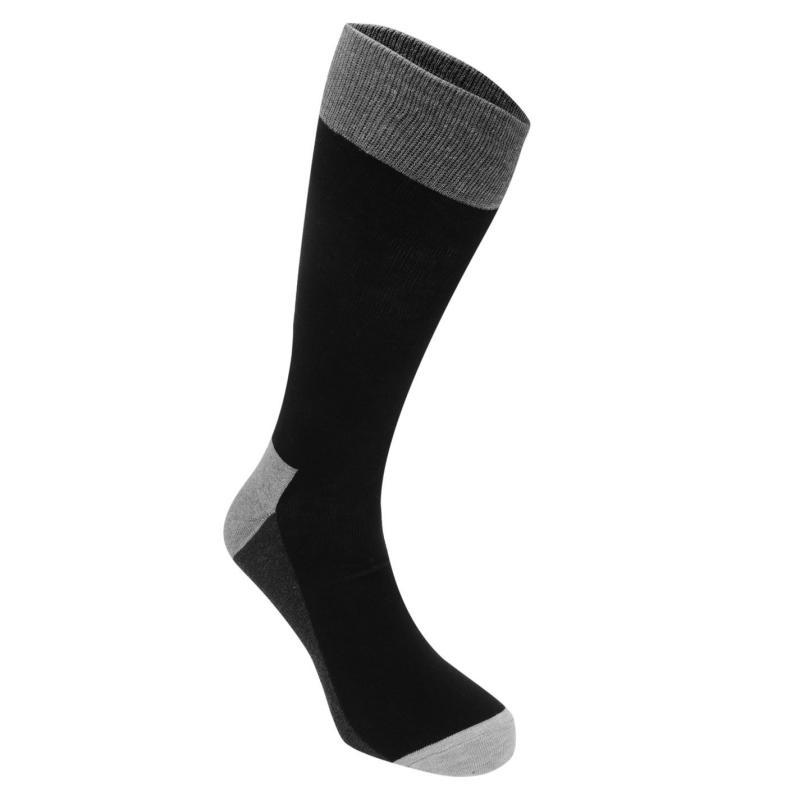 Ponožky Happy Socks 3 Pack Colour Block Socks Gry/Red/Blu