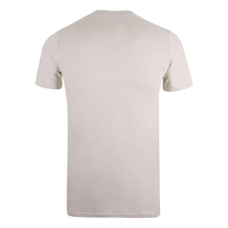 Tričko Forth & Lewis Mens Crafted With Pride T-Shirt Natural