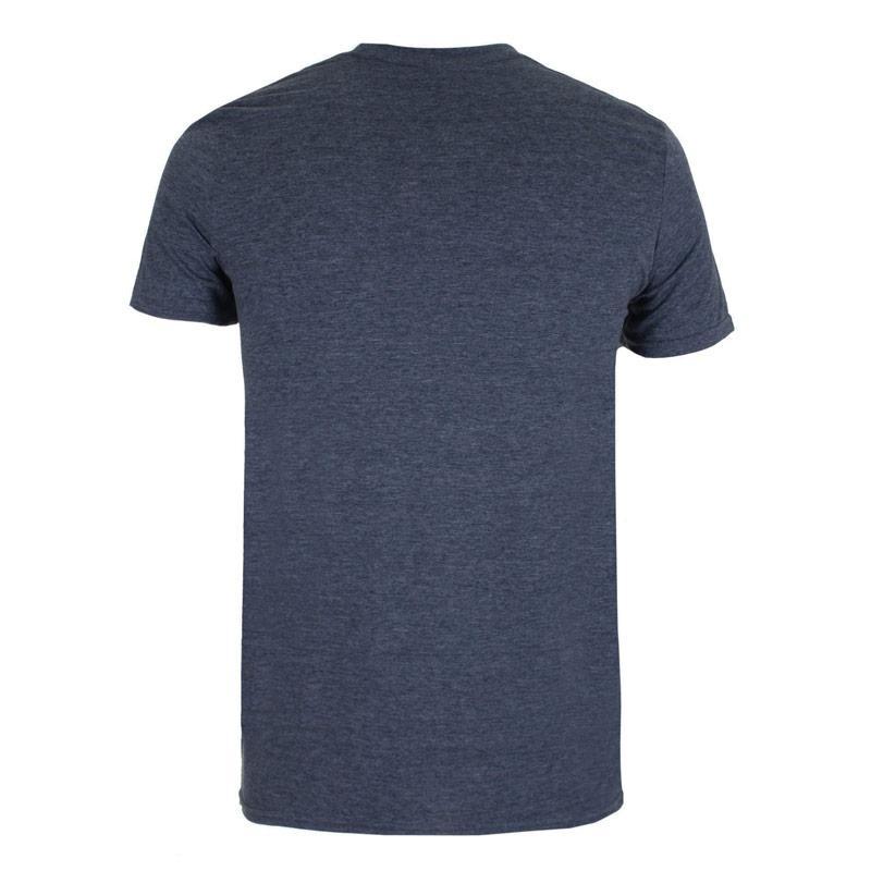 Tričko Forth & Lewis Mens Logo T-Shirt Navy