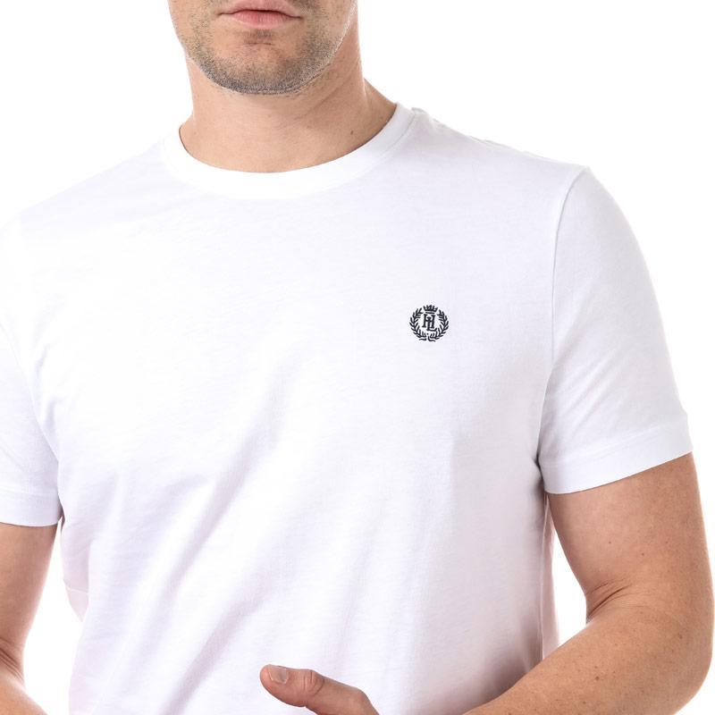 Tričko Henri Lloyd Mens Newport T-Shirt White