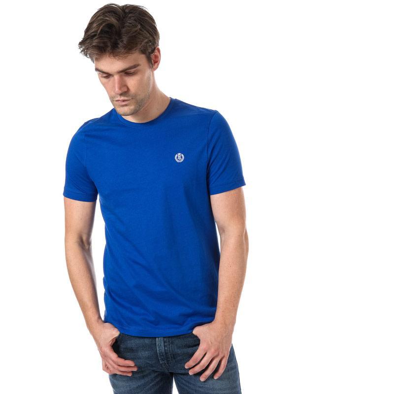 Tričko Henri Lloyd Mens Newport T-Shirt Royal Blue
