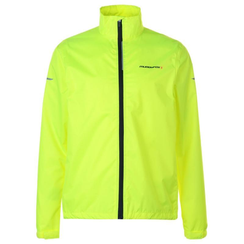 Muddyfox Cycle Jacket Mens Yellow
