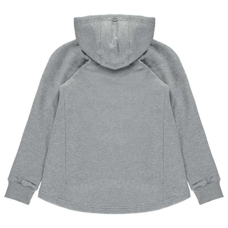 Nike NSW Camo OTH Hoody Junior Girls Grey