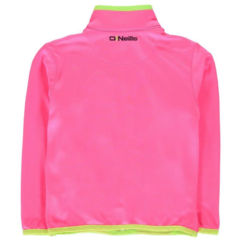 Kraťasy ONeills Antrim GAA Tivoli HZ Squad Top Junior Girls F Pink/Lime/Yel
