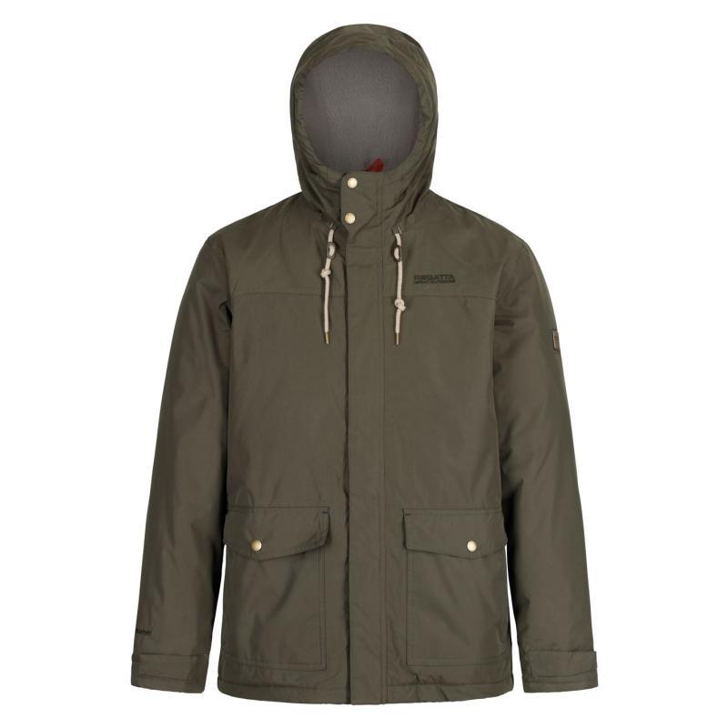 Regatta Syrus Waterproof Insulated Jacket Mens Black