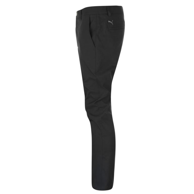 Kalhoty Puma Tech Golf Pants Mens Black