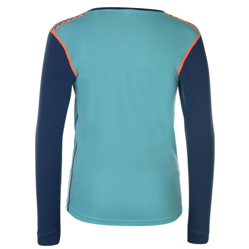 Spodní prádlo Helly Hansen Lifa Baselayer Set Juniors Sky