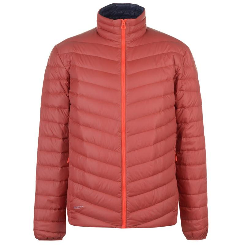 Helly Hansen Verglas Down Jacket Mens Brick Red