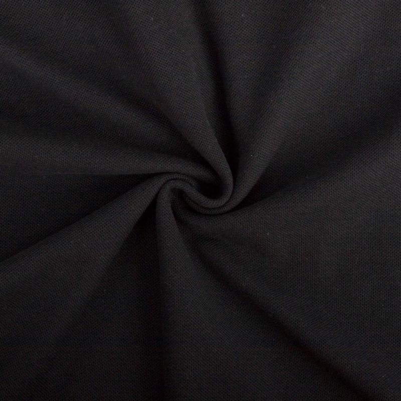 Polokošile Lee Cooper Plain Polo Shirt Ladies Black