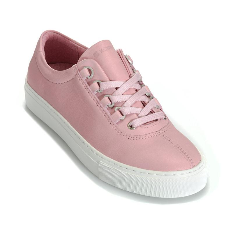 K-swiss Womens Court Classico Trainers Pink