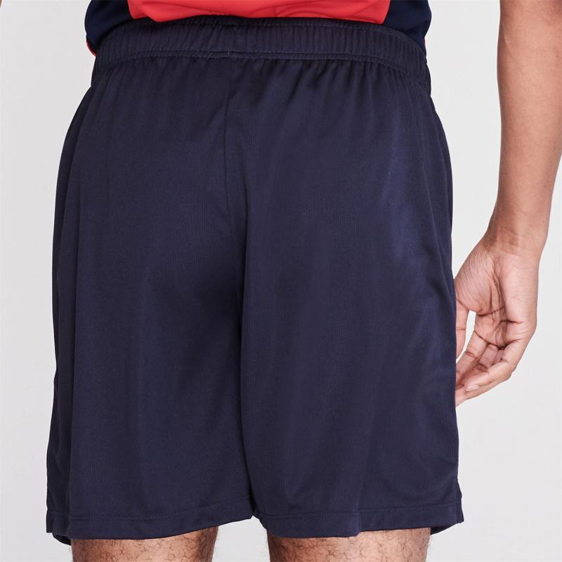 Sondico Core Football Shorts Mens Navy