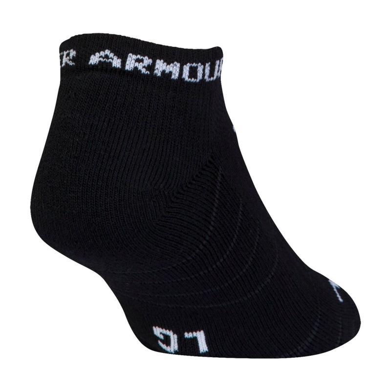 Ponožky Under Armour Golf NS Sock Sn84 Black