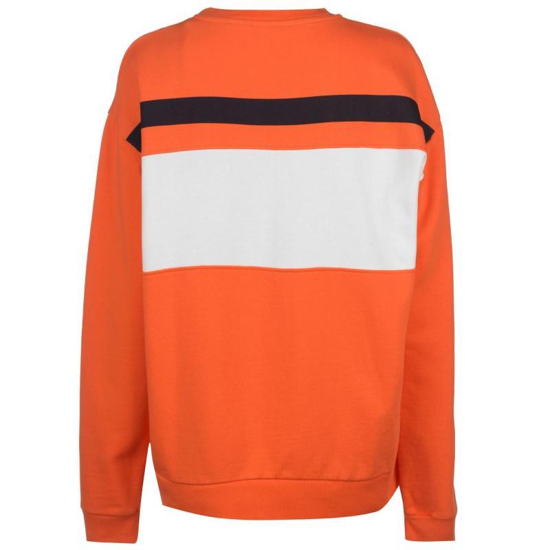 Mikina Pepe Jeans Frankie Sweater Orange