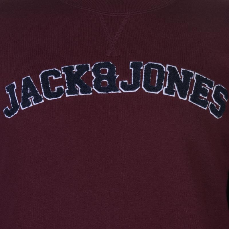 Mikina Jack and Jones Originals Nevada Crew Sweater Port Royale