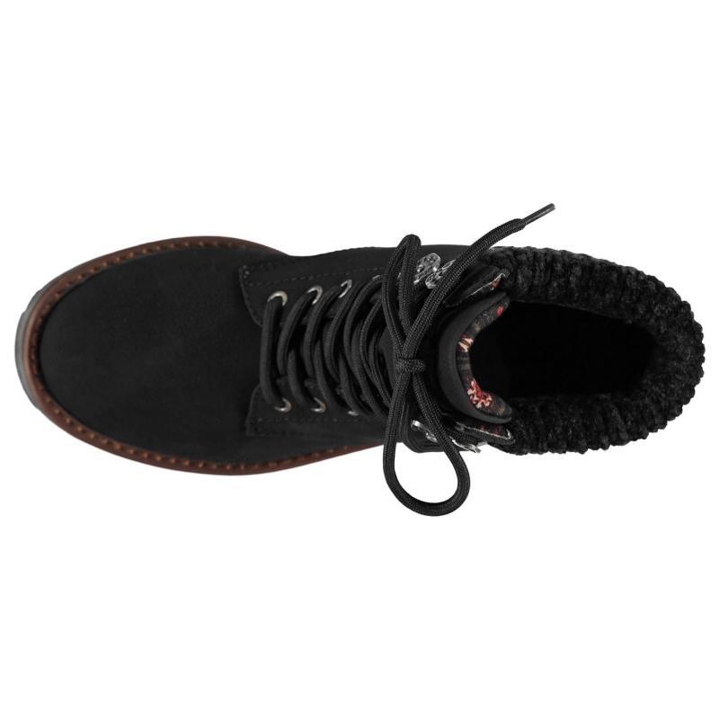 Blowfish Chomper Boots Black Sddlrck