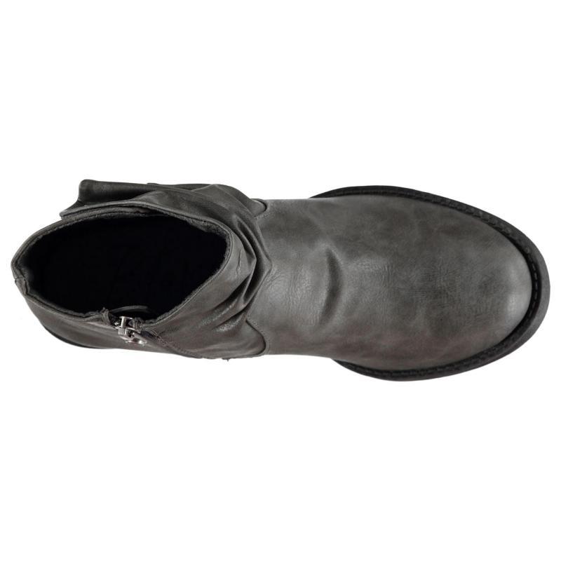 Blowfish Kagar Boots Charcoal Eastwd