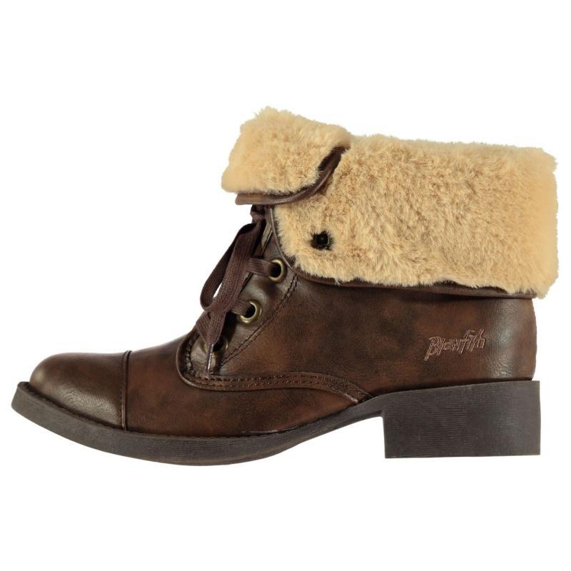 Blowfish Karona Ankle Boots Black Eastwd