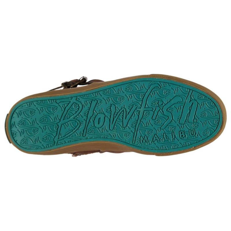 Blowfish Macho Ankle Boots Black PU