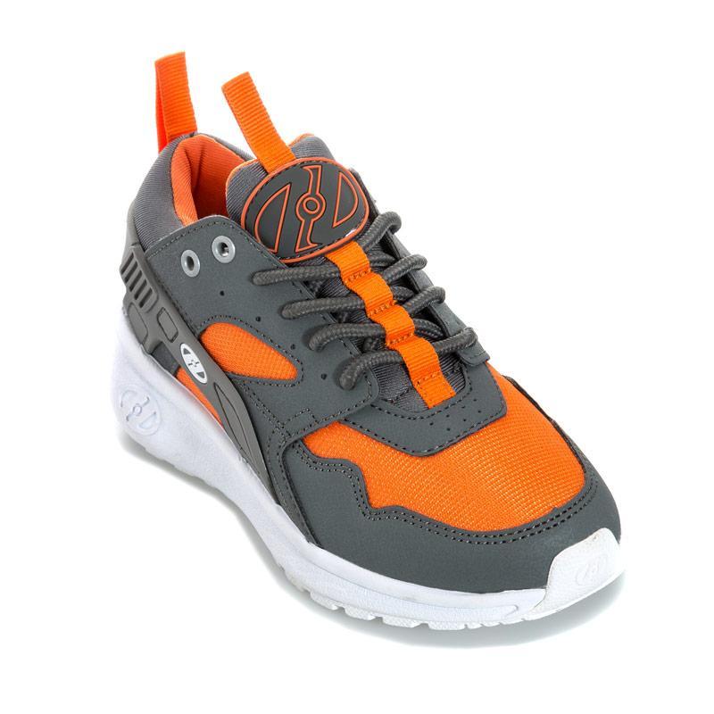 Boty Heelys Junior Boys Force Skate Shoe Grey