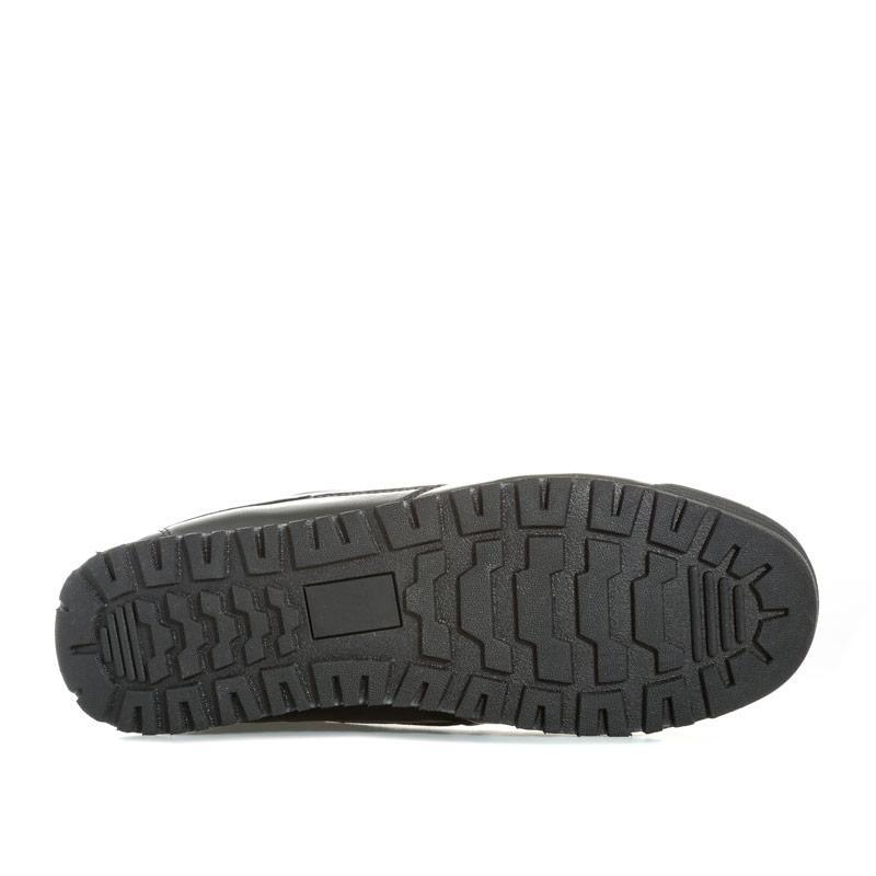 Boty Crosshatch Mens Vassos Boot Black