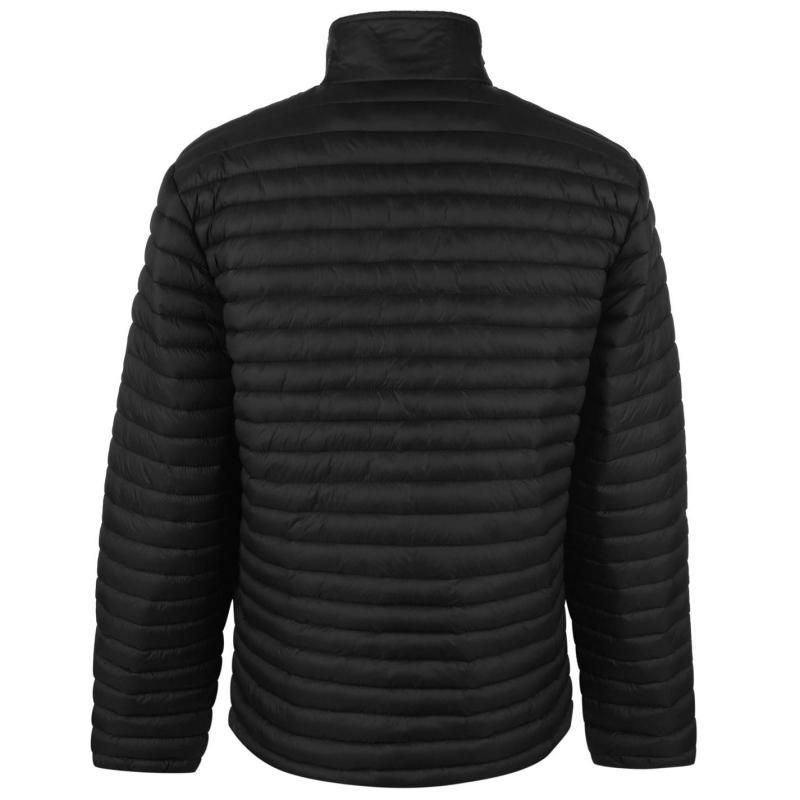 SoulCal Micro Bubble Jacket Mens Black