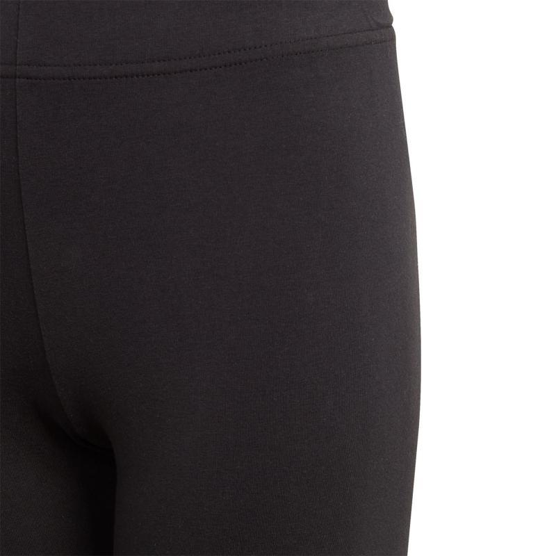 Adidas Essentials Linear Tights Junior Girls Black/White