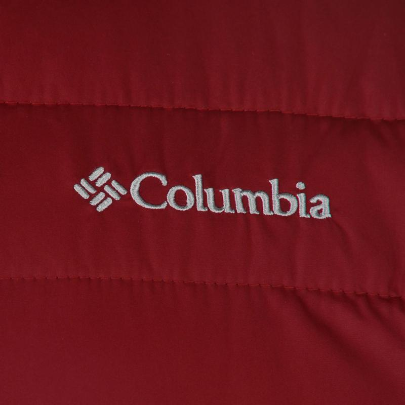Columbia Powder Jacket Mens Black