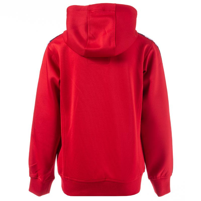 Ripstop Infant Boys New York Zip Hoody Red