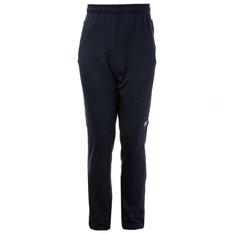 Kalhoty Under Armour Junior Boys UA Challenger II Training Pants Black