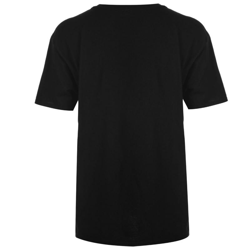 Tričko NHL Logo T Shirt Mens LA Kings